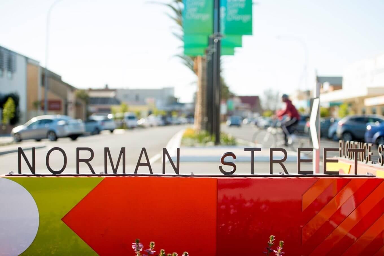 Norman Street Adelaide Kiikstart
