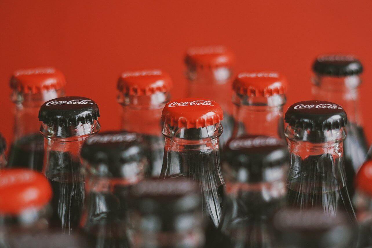 Working With Coca-Cola Amatil - Kiikstart - Coke Bottles