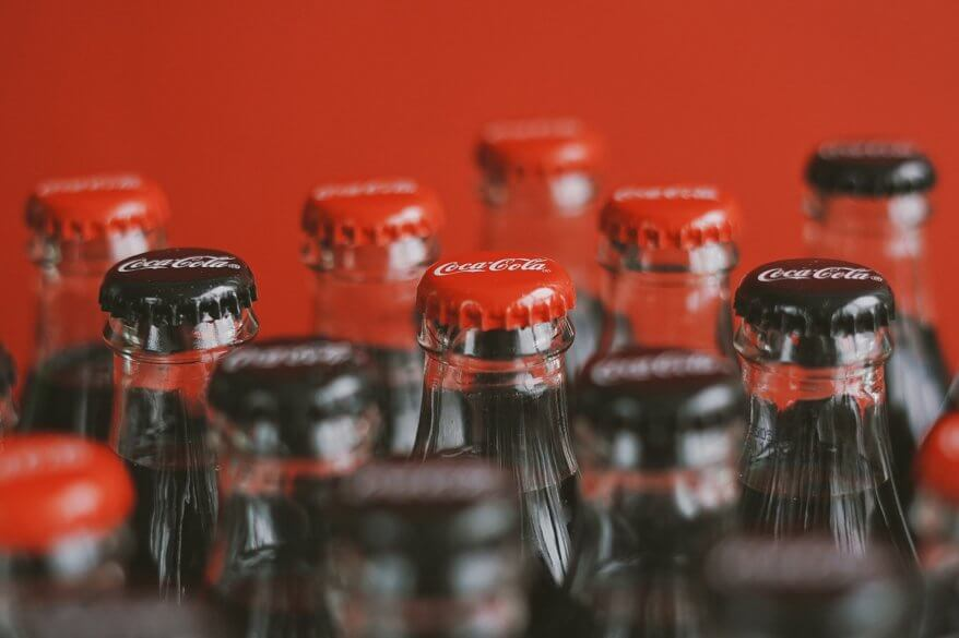 Working With Coca-Cola Amatil - Kiikstart - Coke Bottles